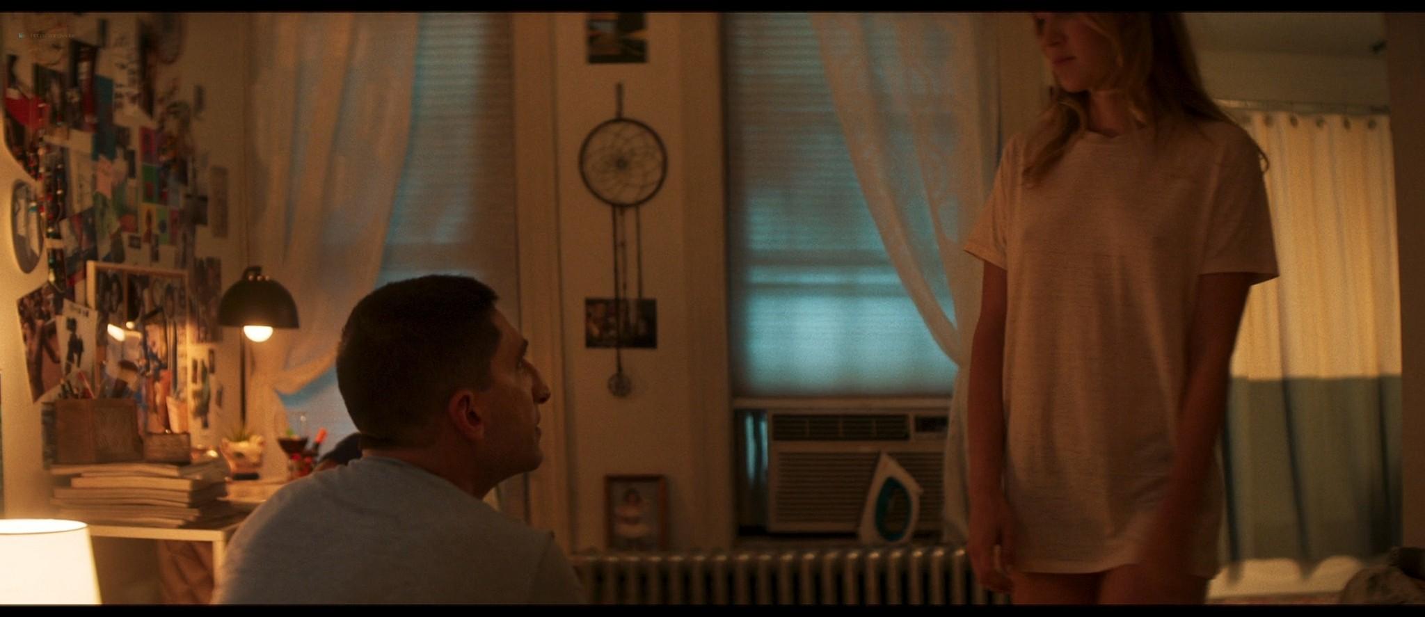 Ellen Toland nude topless Katie Claire McGrath sex doggy style - Inside the Rain (2019) HD 1080p Web (5)