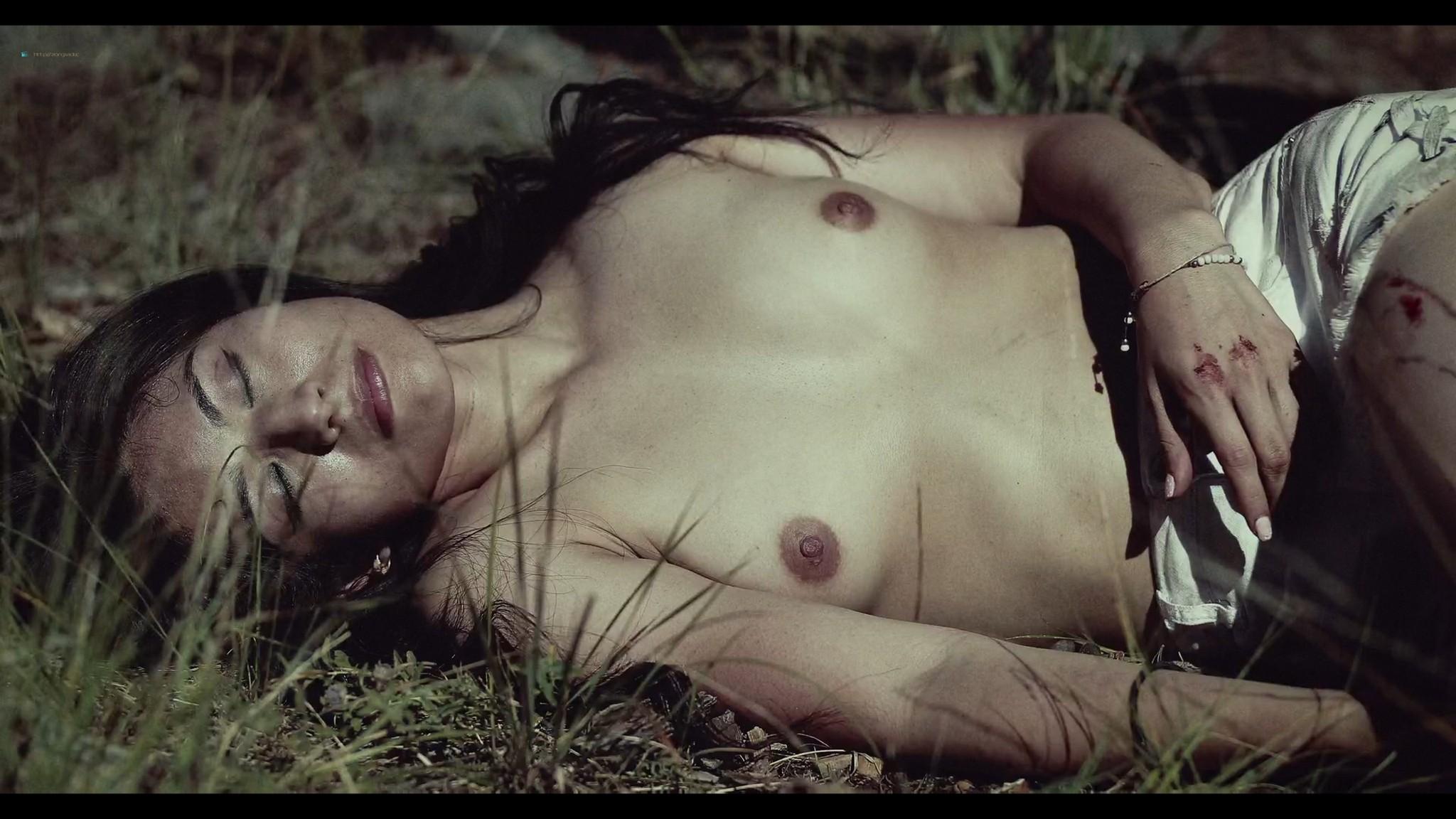 Eva Hamilton nude topless Rebecca Tarabocchia and other nude too - Cabal (2019) HD 1080p (13)