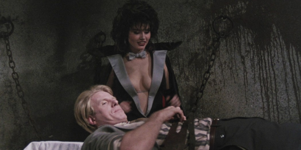 Geena Davis hot and sexy Ksenia Prohaska sexy - Transylvania 6-5000 (1985) HD 1080p BluRay (6)