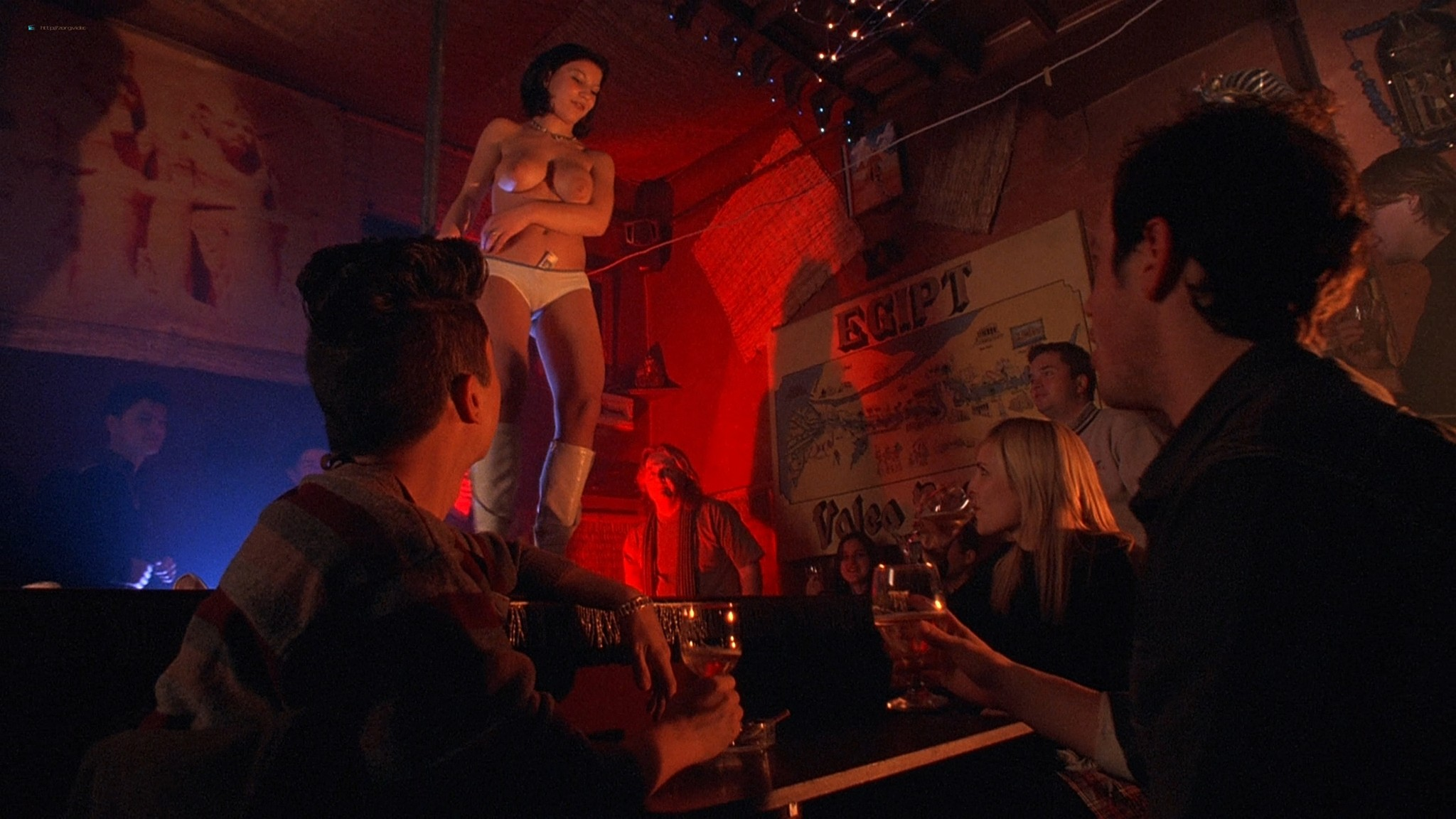 Jennifer Lyons hot Simon Petric, Desiree Malonga and others nude - Transylmania (2009) HD 1080p BluRay (r) (15)