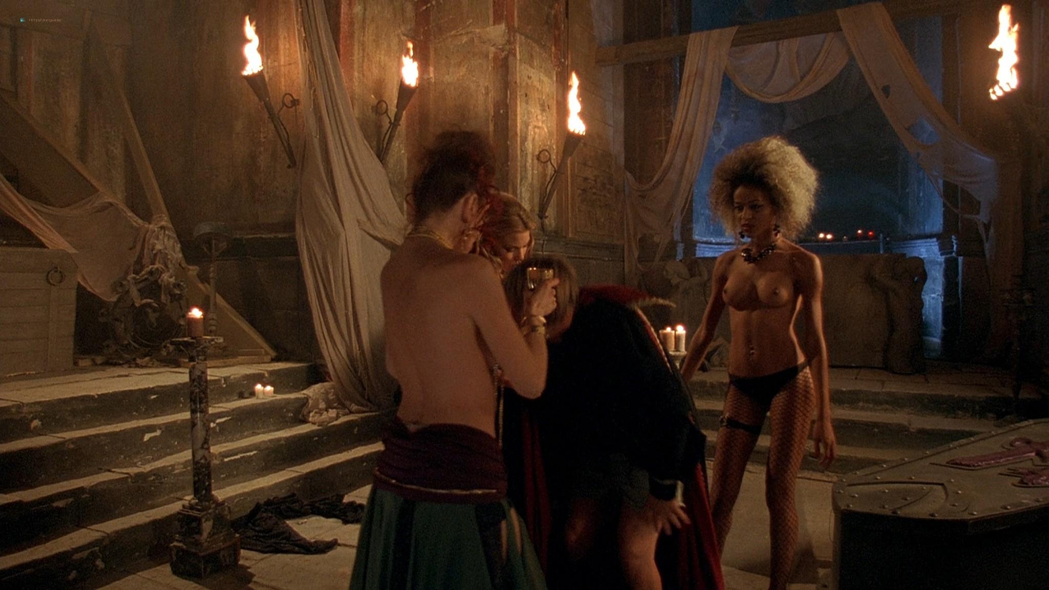 Jennifer Lyons hot Simon Petric, Desiree Malonga and others nude - Transylmania (2009) HD 1080p BluRay (r) (7)