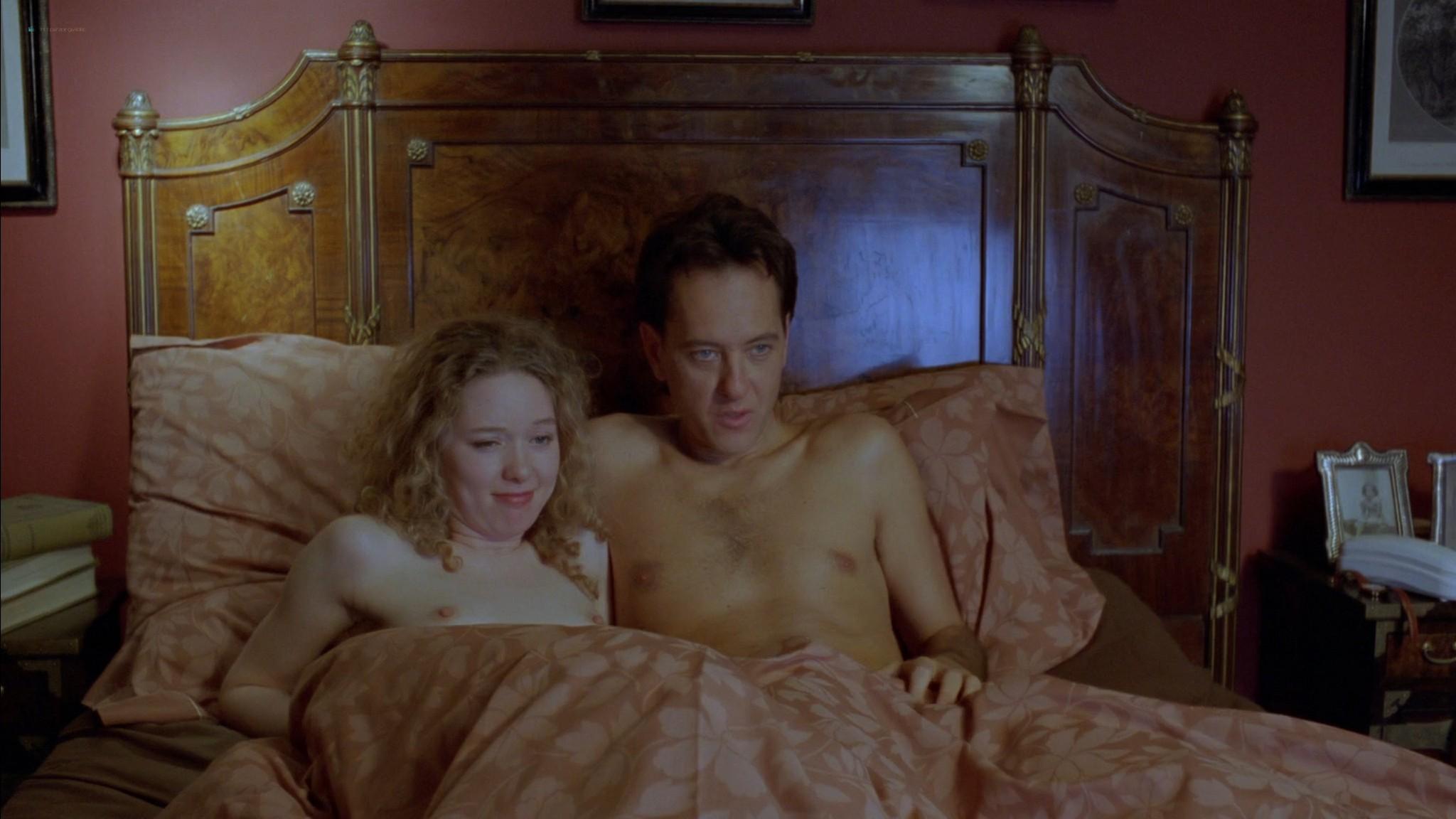 Juliet Aubrey nude topless and sex Paula Bacon nude - Food of Love (UK-1997) HD 1080p Web (12)