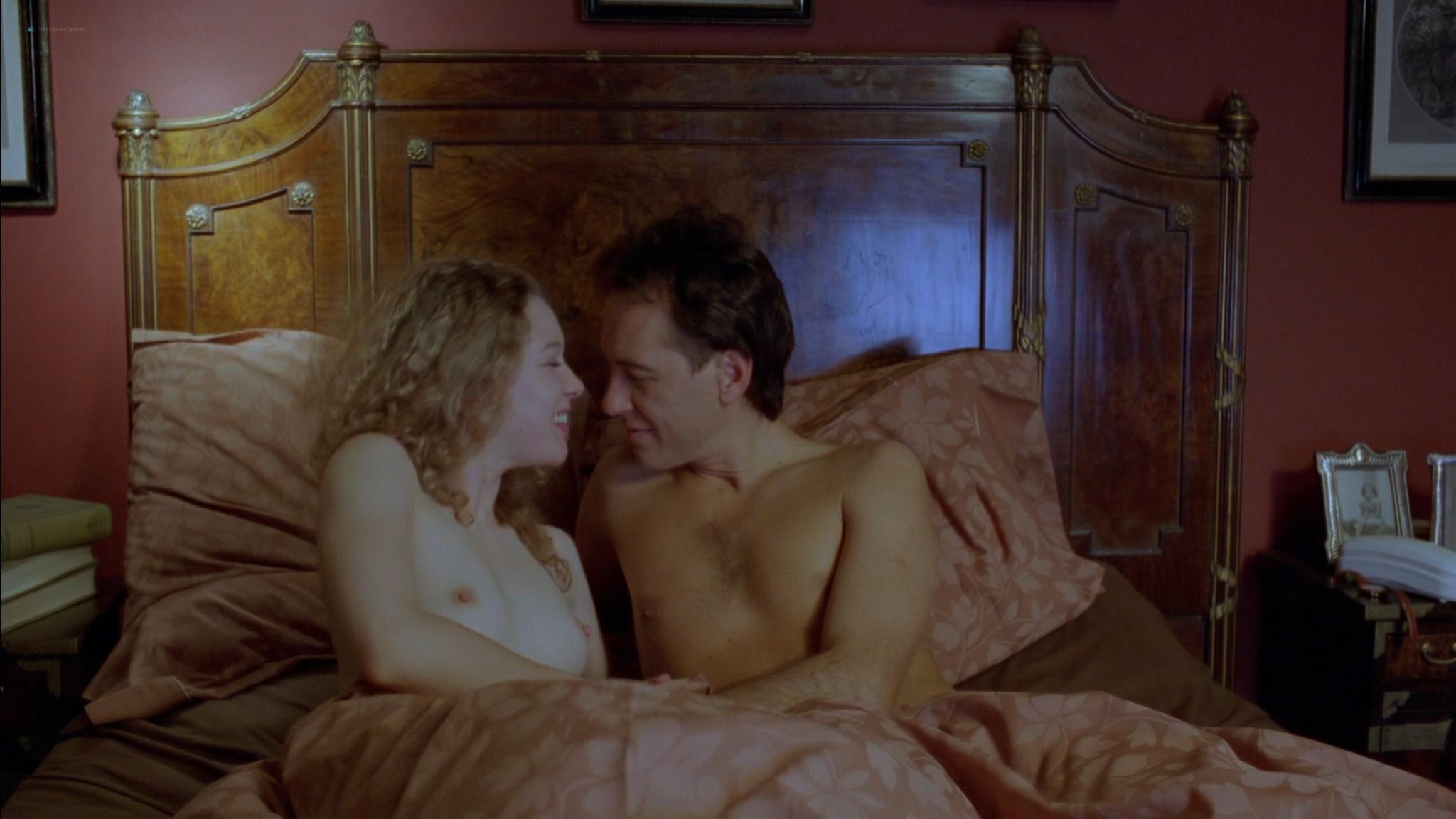 Juliet Aubrey nude topless and sex Paula Bacon nude - Food of Love (UK-1997) HD 1080p Web (11)