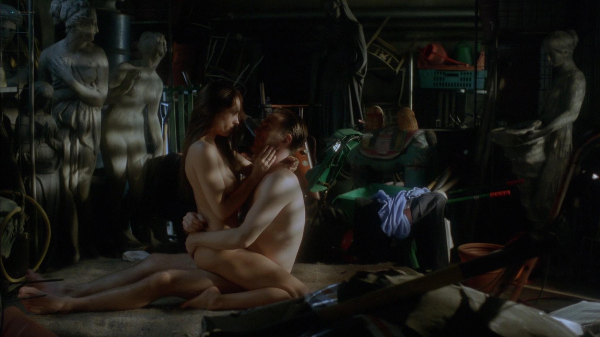 Juliet Aubrey nude topless and sex Paula Bacon nude - Food of Love (UK-1997) HD 1080p Web (8)