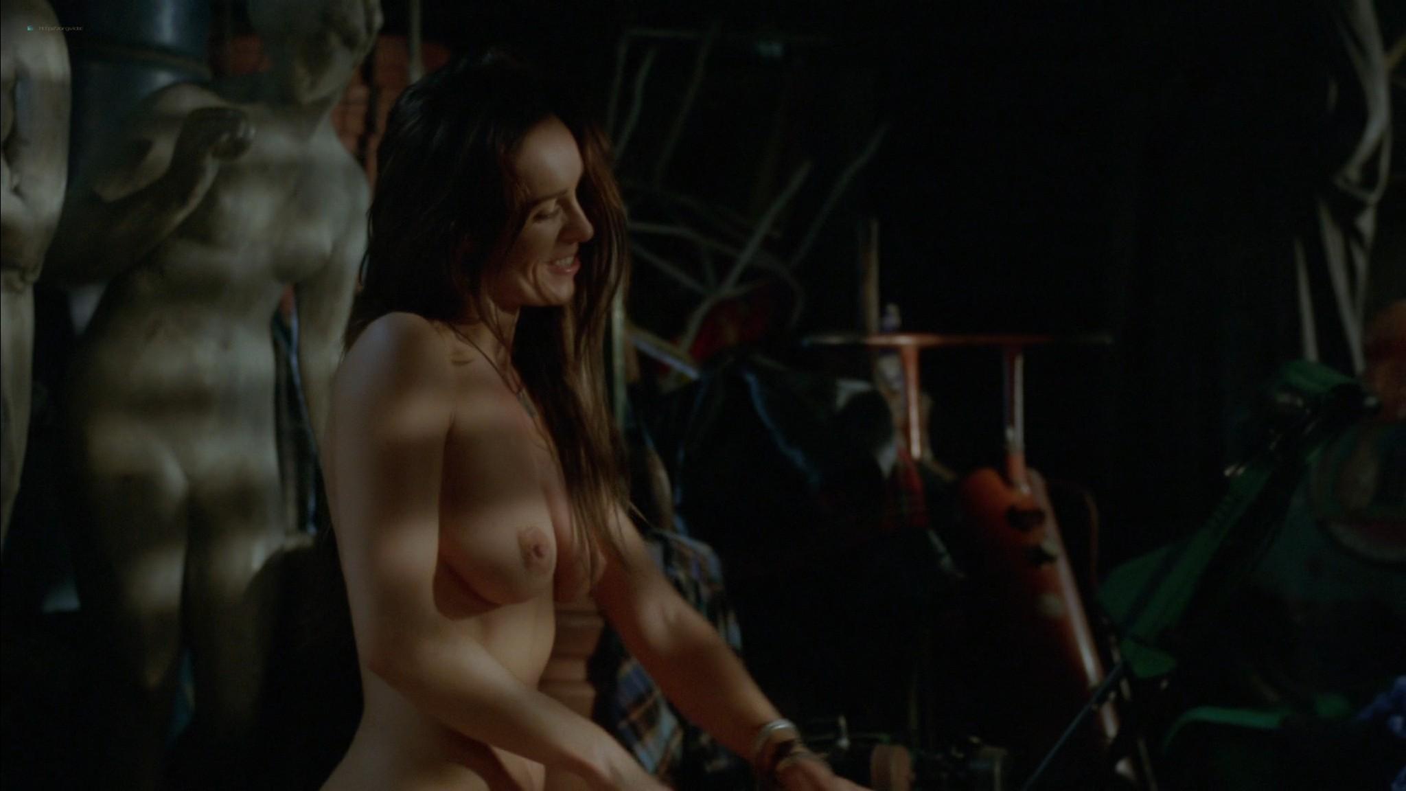 Juliet Aubrey nude topless and sex Paula Bacon nude - Food of Love (UK-1997) HD 1080p Web (5)