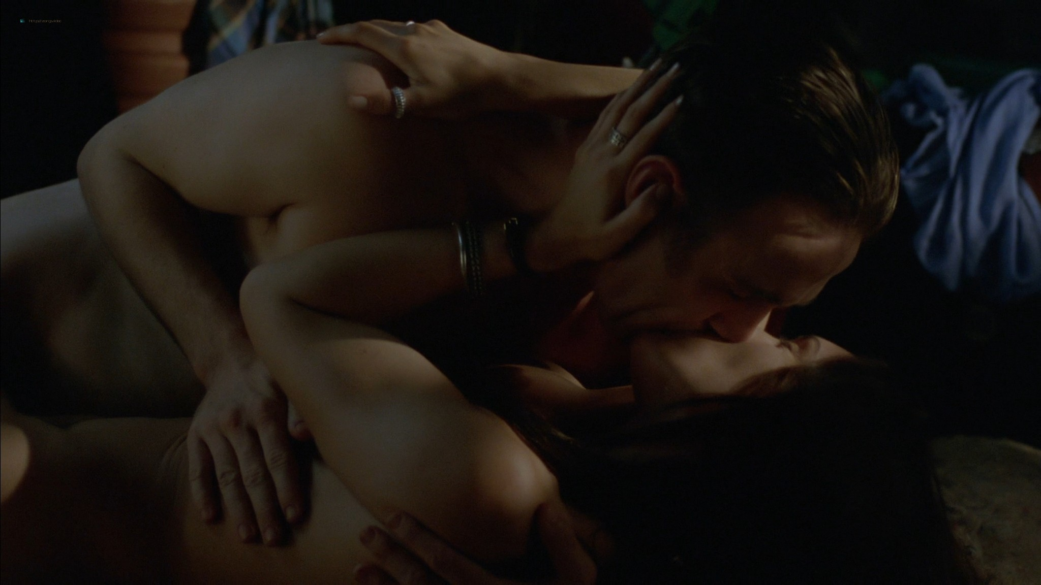 Juliet Aubrey nude topless and sex Paula Bacon nude - Food of Love (UK-1997) HD 1080p Web (3)
