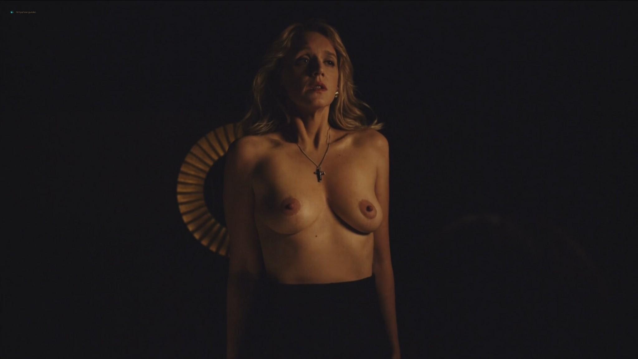 Ludivine Sagnier nude Eco Andriolo Ranzi, Cécile de France nude too (4)