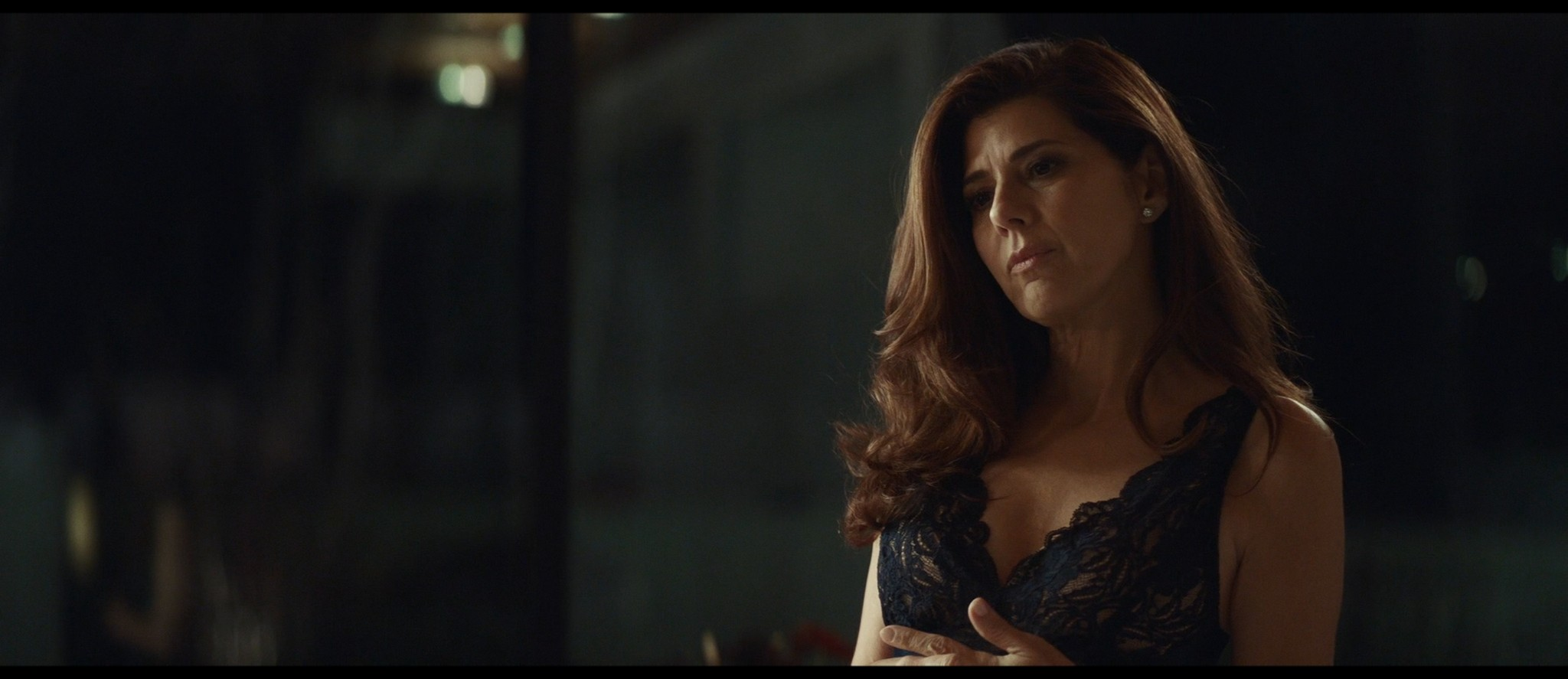 Maya Hawke nude niople and mild sex Marisa Tomei sexy - Human Capital (2019) HD 1080p (15)