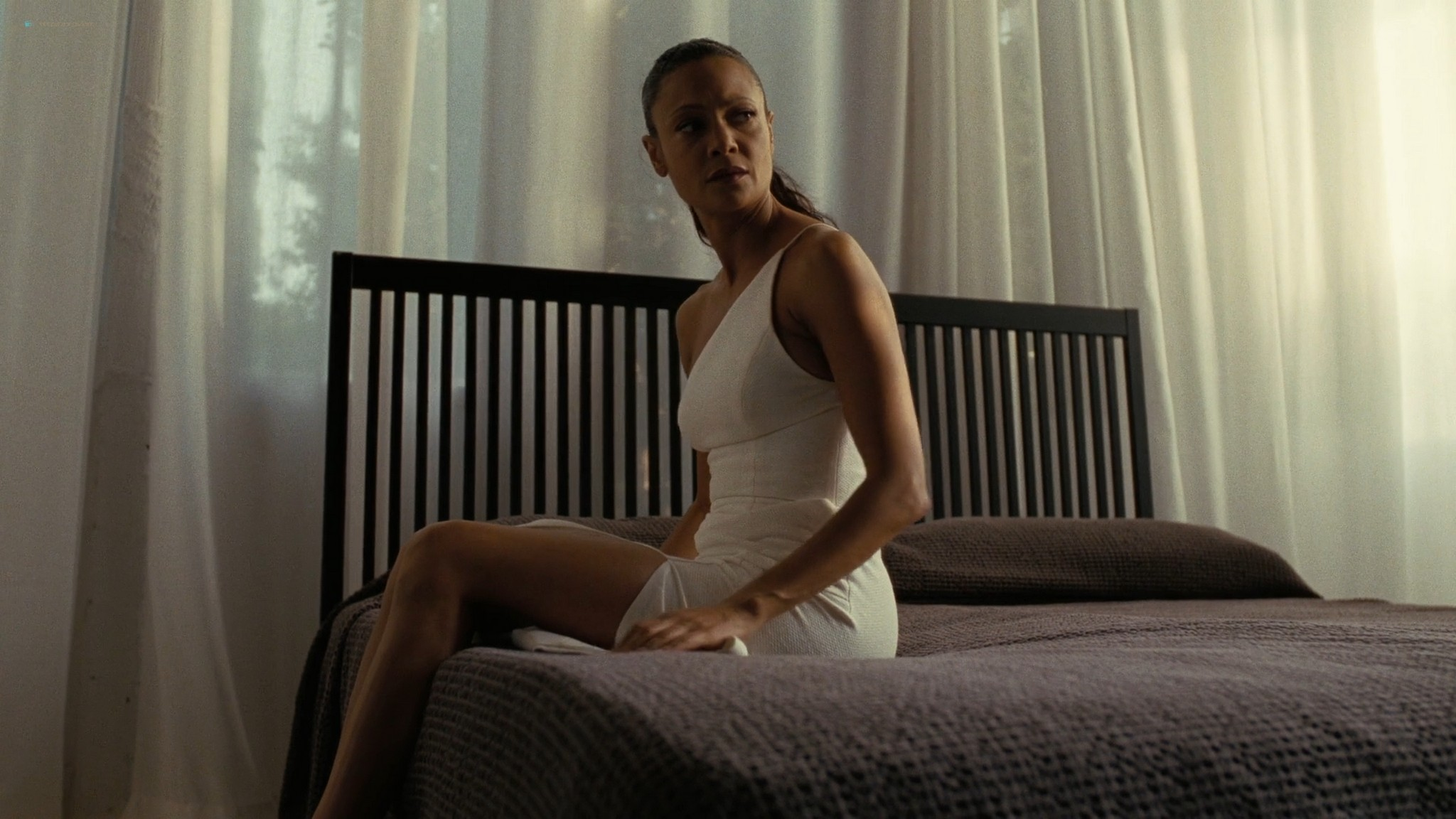 Thandie Newton nude others nude full frontal - Westworld (2020) s3e2 HD 1080p (2)