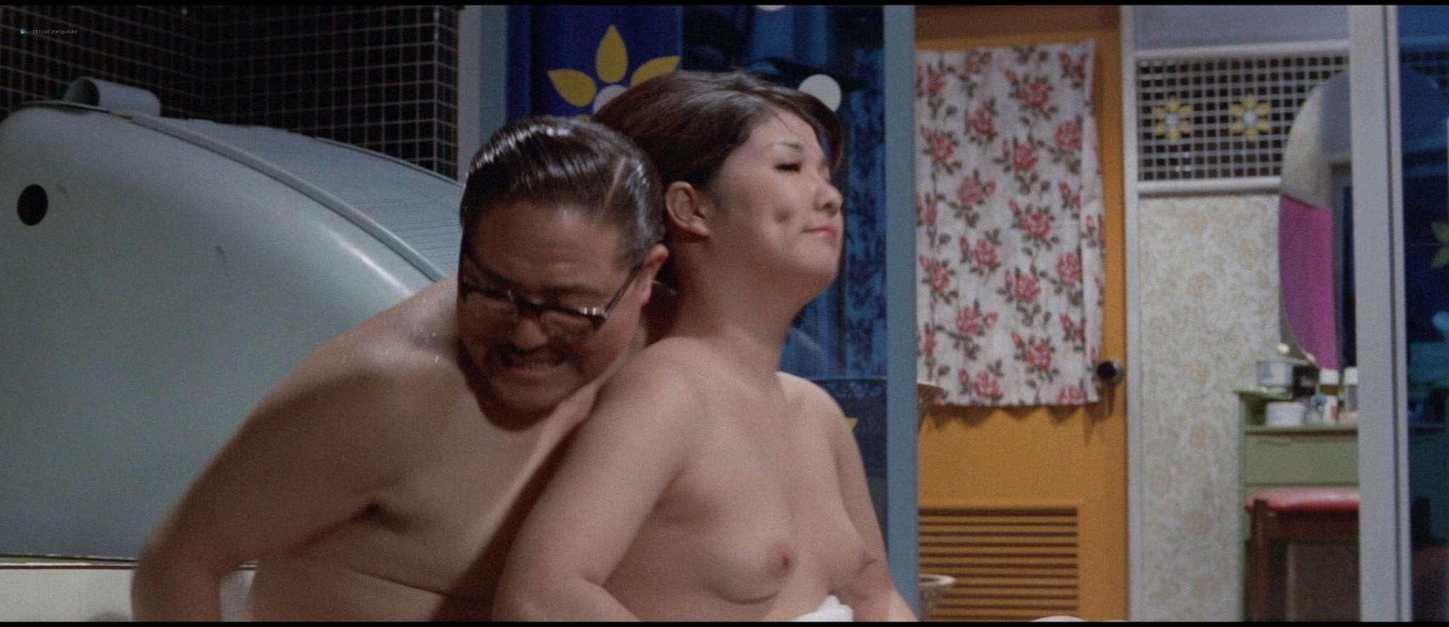 Tomoko Katsura nude sex Hidemi Hara nude sex too - Mesunekotachi no yoru (JP-1972) HD 1080p BluRay (17)