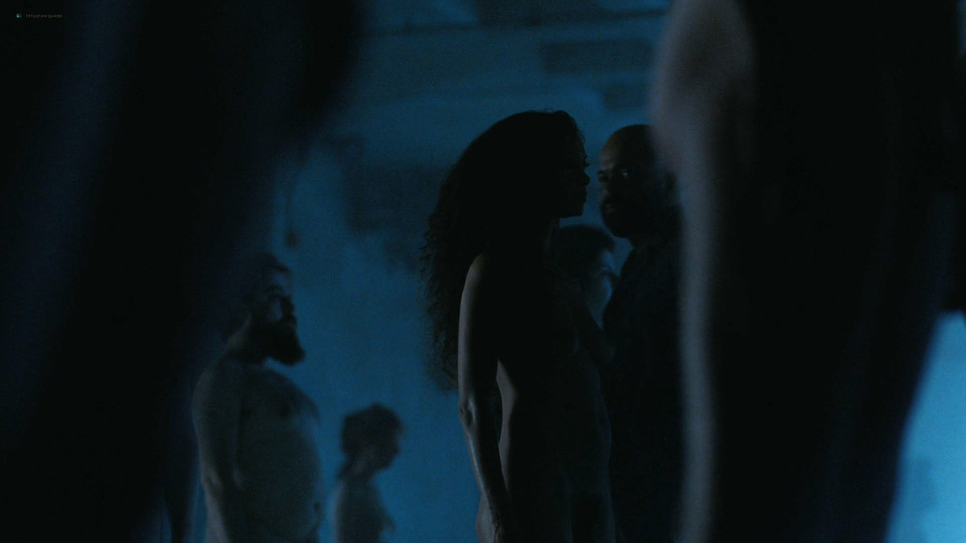 Thandie Newton nude others nude full frontal - Westworld (2020) s3e2 HD 1080p