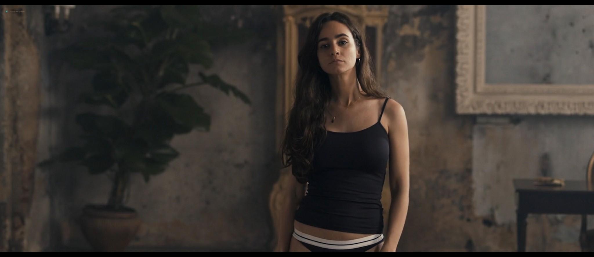 Alicia Sanz nude hot sex - En Brazos de un sesino (2019) HD 1080p Web (13)