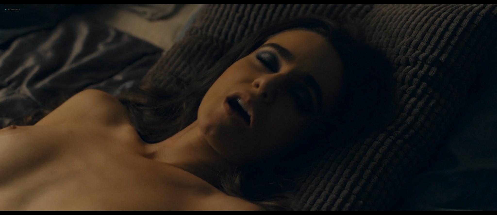 Alicia Sanz nude hot sex - En Brazos de un sesino (2019) HD 1080p Web (3)