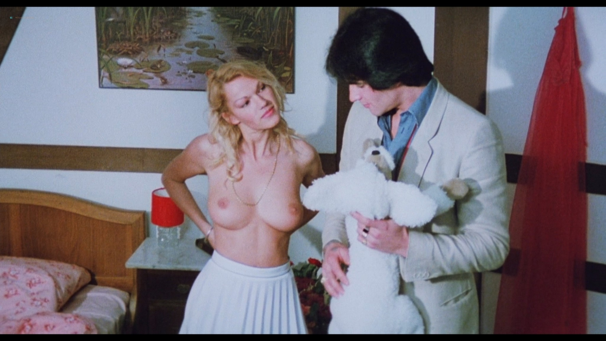 Brigitte Lahaie nude sex Elsa Maroussia and other lots of sex - Swedish Gas Pump Girls (1980) HD 720p BluRay (7)