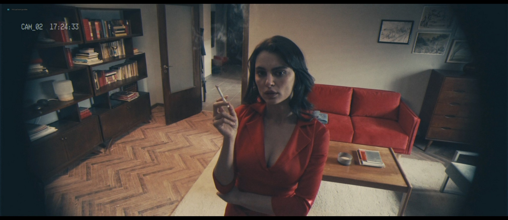 Catrinel Marlon nude butt and sex- The Whistlers (2019) HD 1080p Web (16)