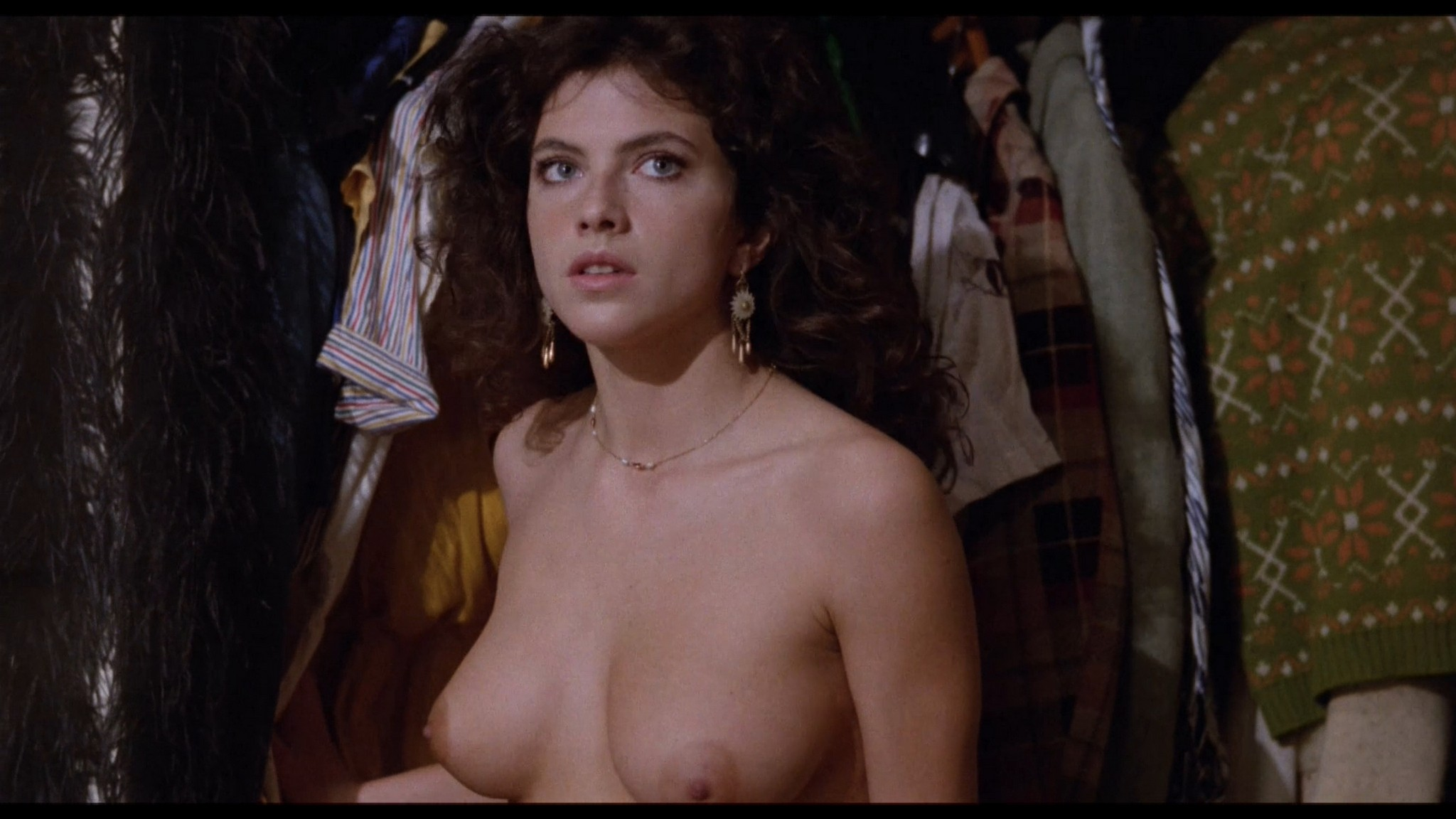 Clio Goldsmith nude full frontal Donatella Damiani sex - Honey (1981) HD 1080p BluRay (10)