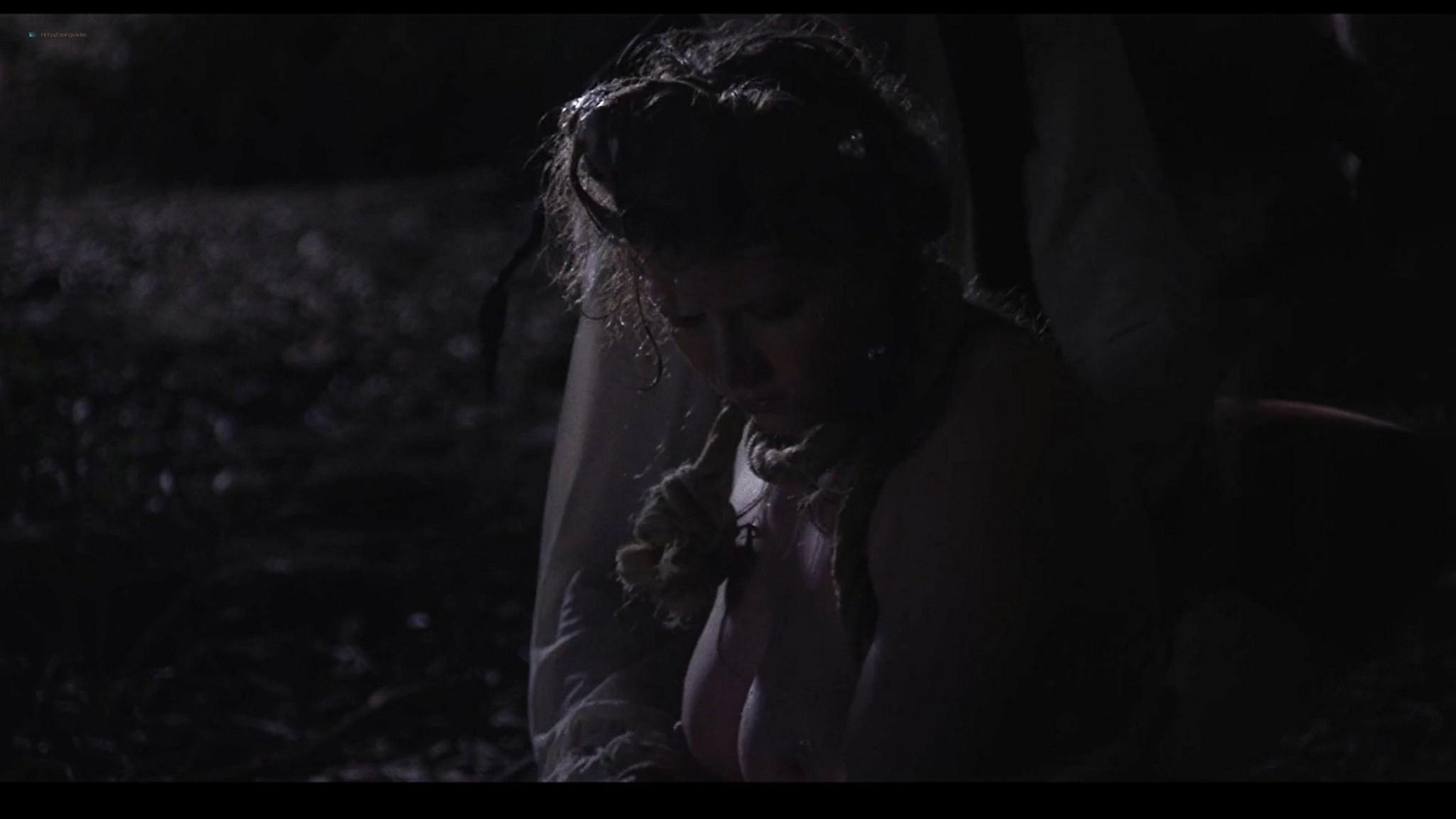 Iliana Zabeth nude explicit Theodora Marcade & Laura Poulvet nude too - Liberte (FR-2019) HD 1080p Web (16)