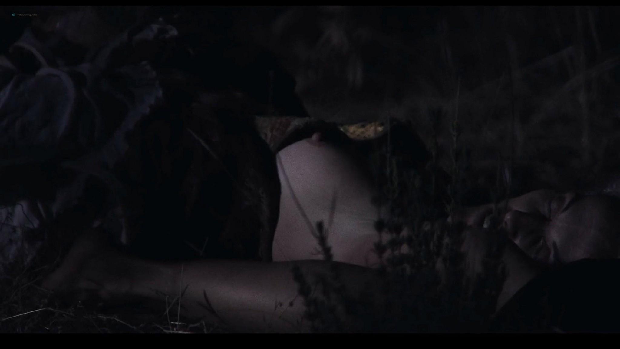 Iliana Zabeth nude explicit Theodora Marcade & Laura Poulvet nude too - Liberte (FR-2019) HD 1080p Web (2)