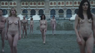 Ludivine Sagnier nude full frontal Yulia Snigir, Chiara Mocci, Daria Baykalova nude - New P0pe (2019) s1e7-9 HD 1080p