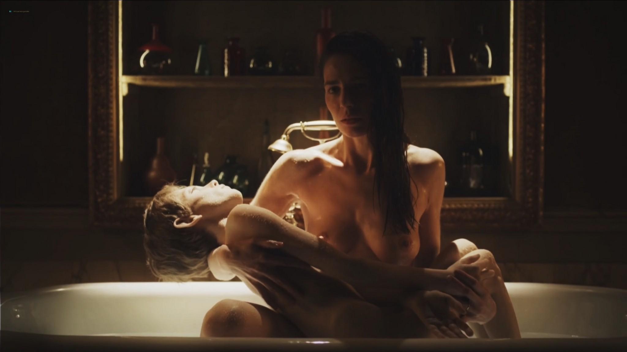 Ludivine Sagnier nude full frontal Yulia Snigir, Chiara Mocci, Daria Baykalova nude - New P0pe (2019) s1e7-9 HD 1080p (11)