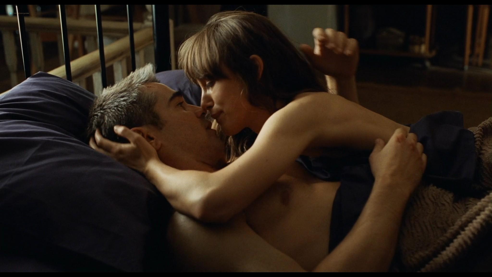 Anna Friel sexy Keira Knightley hot - London Boulevard (2011) HD 1080p BluRay (9)