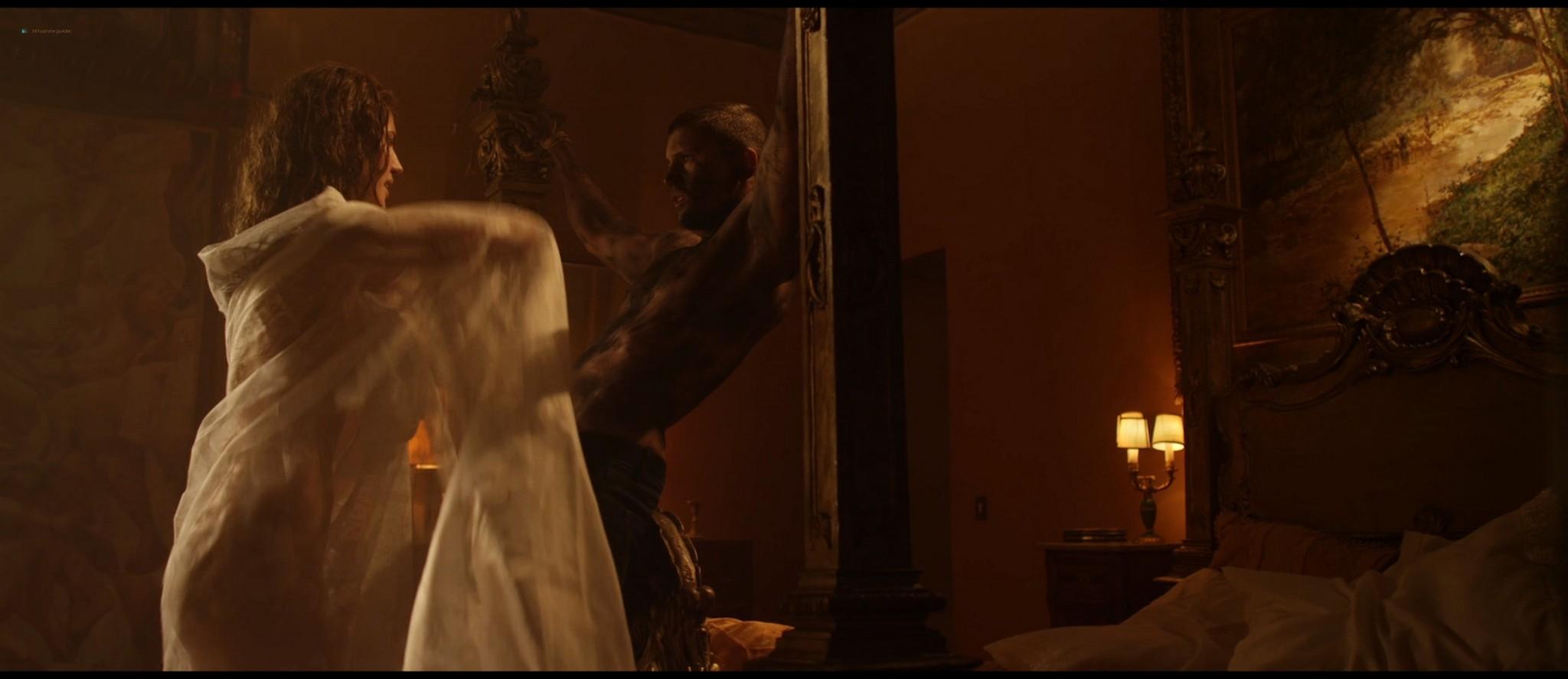 Elena Mirela nude Grazia Leone, Denny Méndez nude too - Blood Trap (2016) HD 1080p BluRay (8)