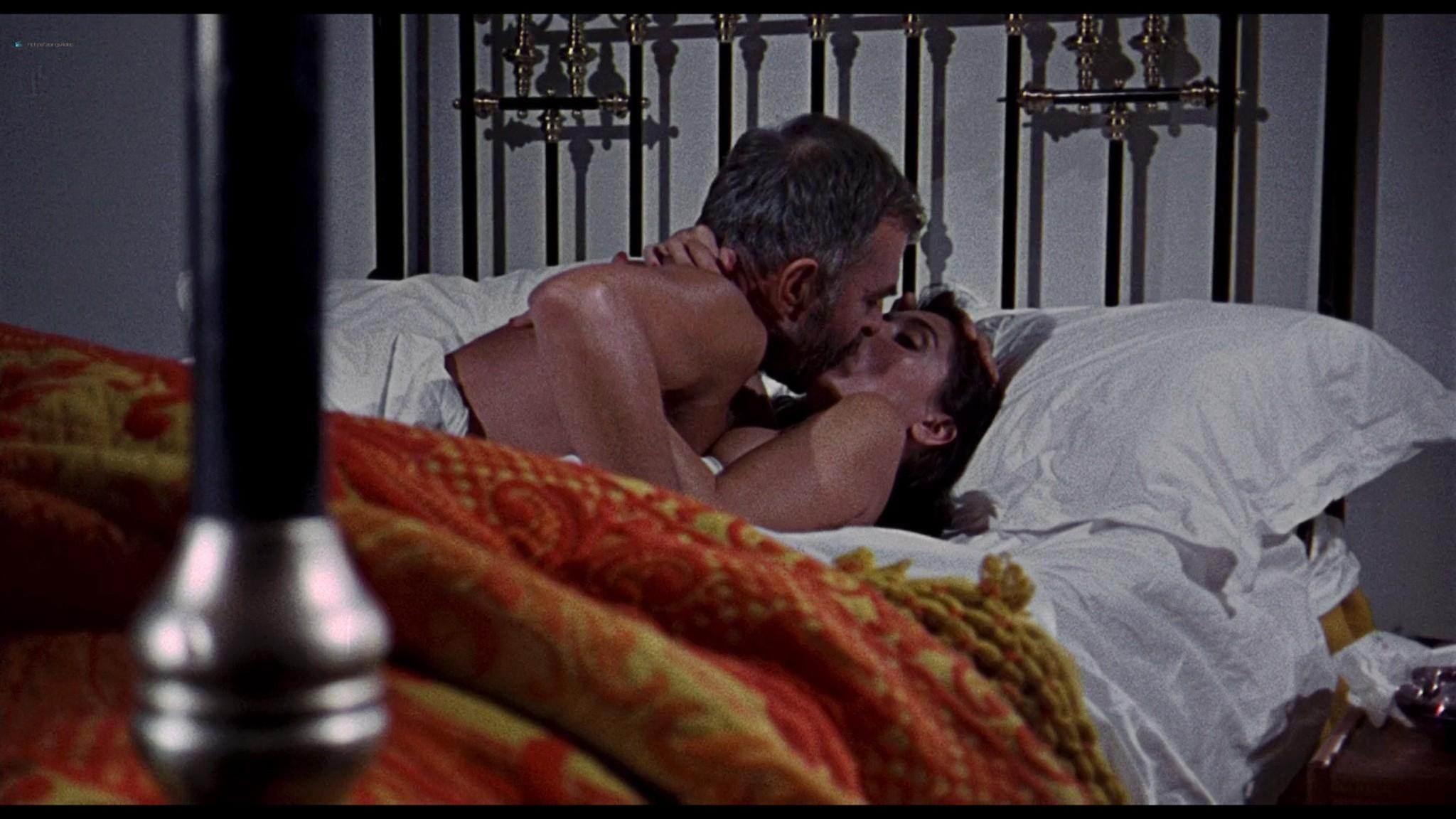 Helen Mirren nude skinny dipping Clarissa Kaye-Mason nude sex - Age of Consent (1969) HD 1080p BluRay Remux (20)