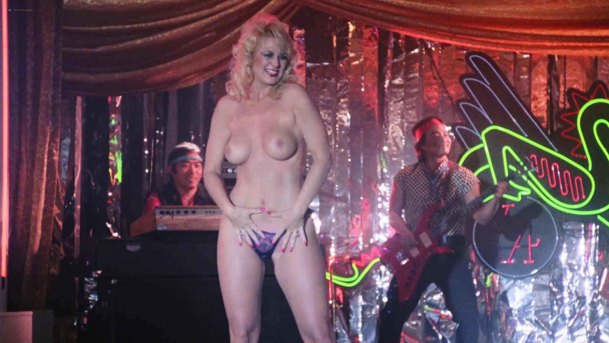 Jennifer Jason Leigh nude sex Jenny DuBasso other nude - Death Ride To Osaka (1983) HD 1080p BluRay (12)
