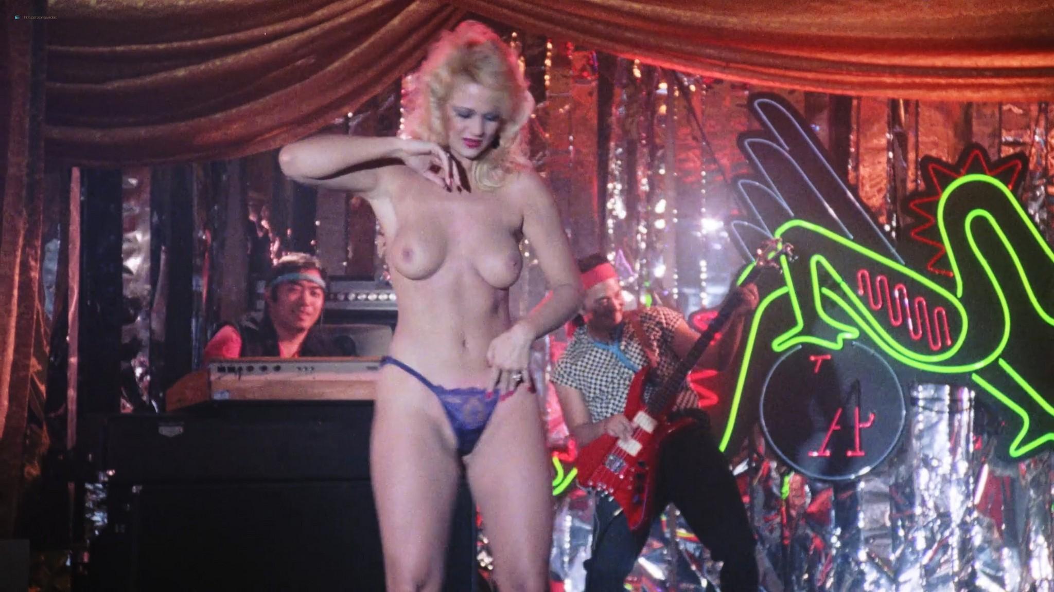 Jennifer Jason Leigh nude sex Jenny DuBasso other nude - Death Ride To Osaka (1983) HD 1080p BluRay (10)
