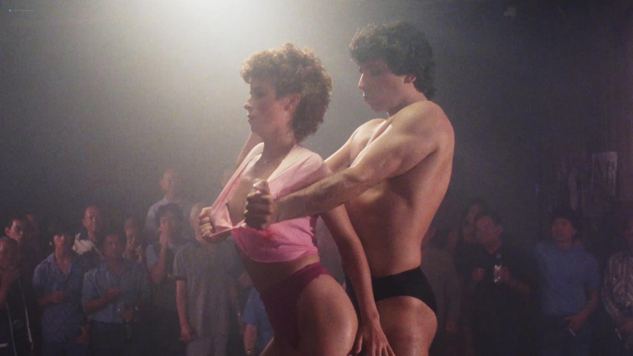 Jennifer Jason Leigh nude sex Jenny DuBasso other nude - Death Ride To Osaka (1983) HD 1080p BluRay (8)