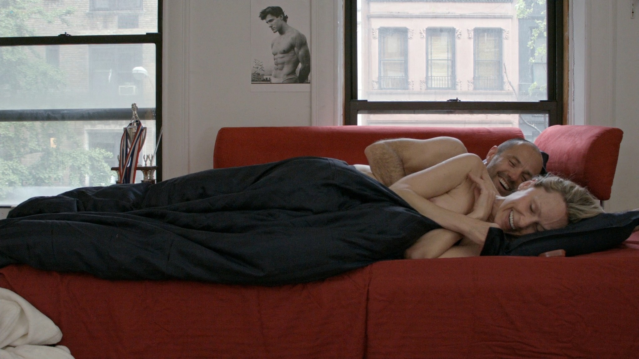 Marianne Hettinger nude topless - Prince Harming (2019) HD 1080p Web (10)