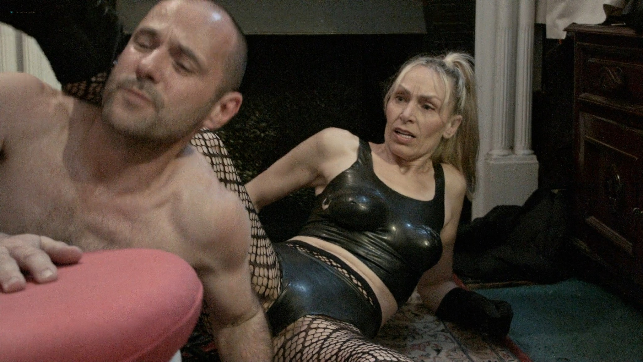 Marianne Hettinger nude topless - Prince Harming (2019) HD 1080p Web (4)
