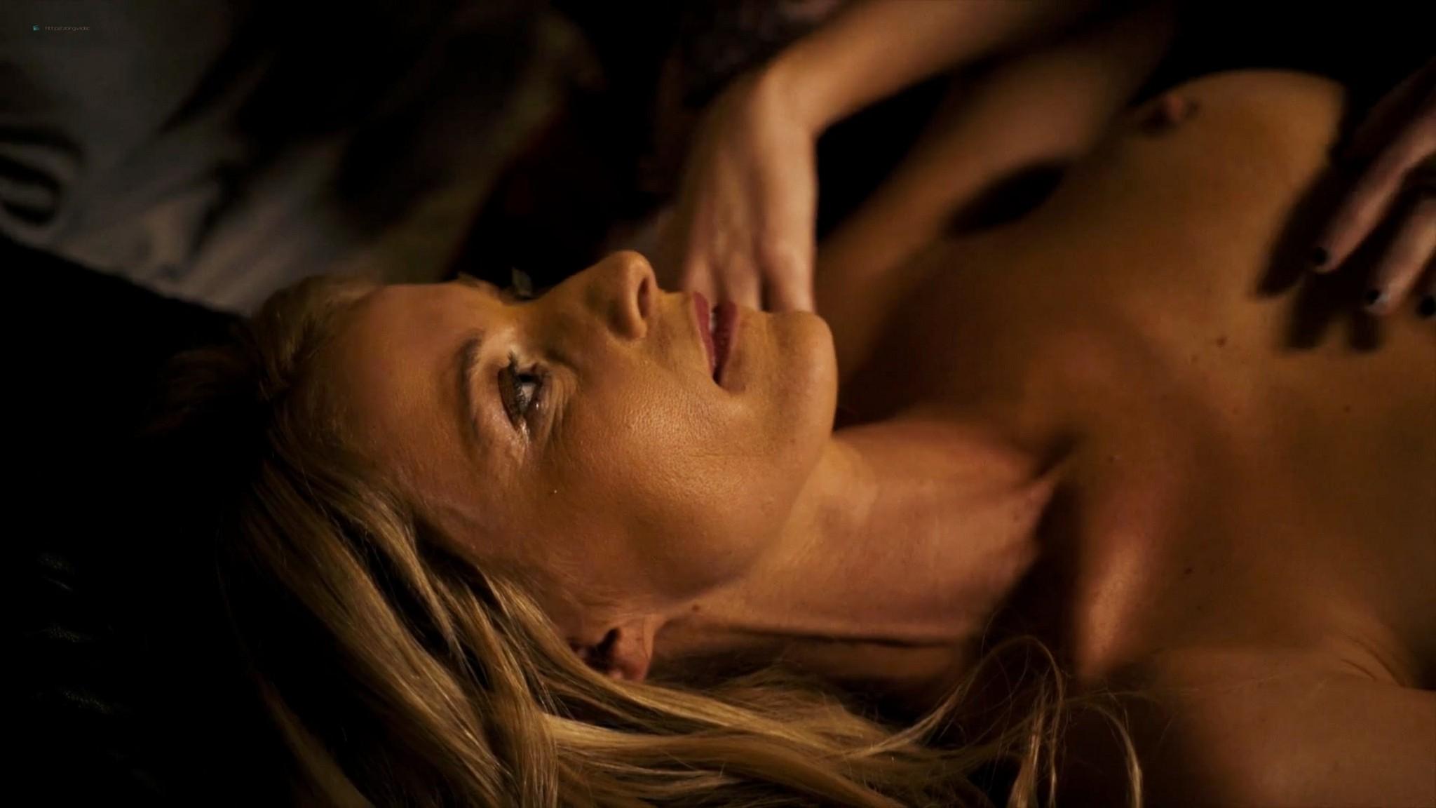 Sadie Katz nude lesbian sex with Victoria De Mare - Hanukkah (2019) HD 1080p Web (15)