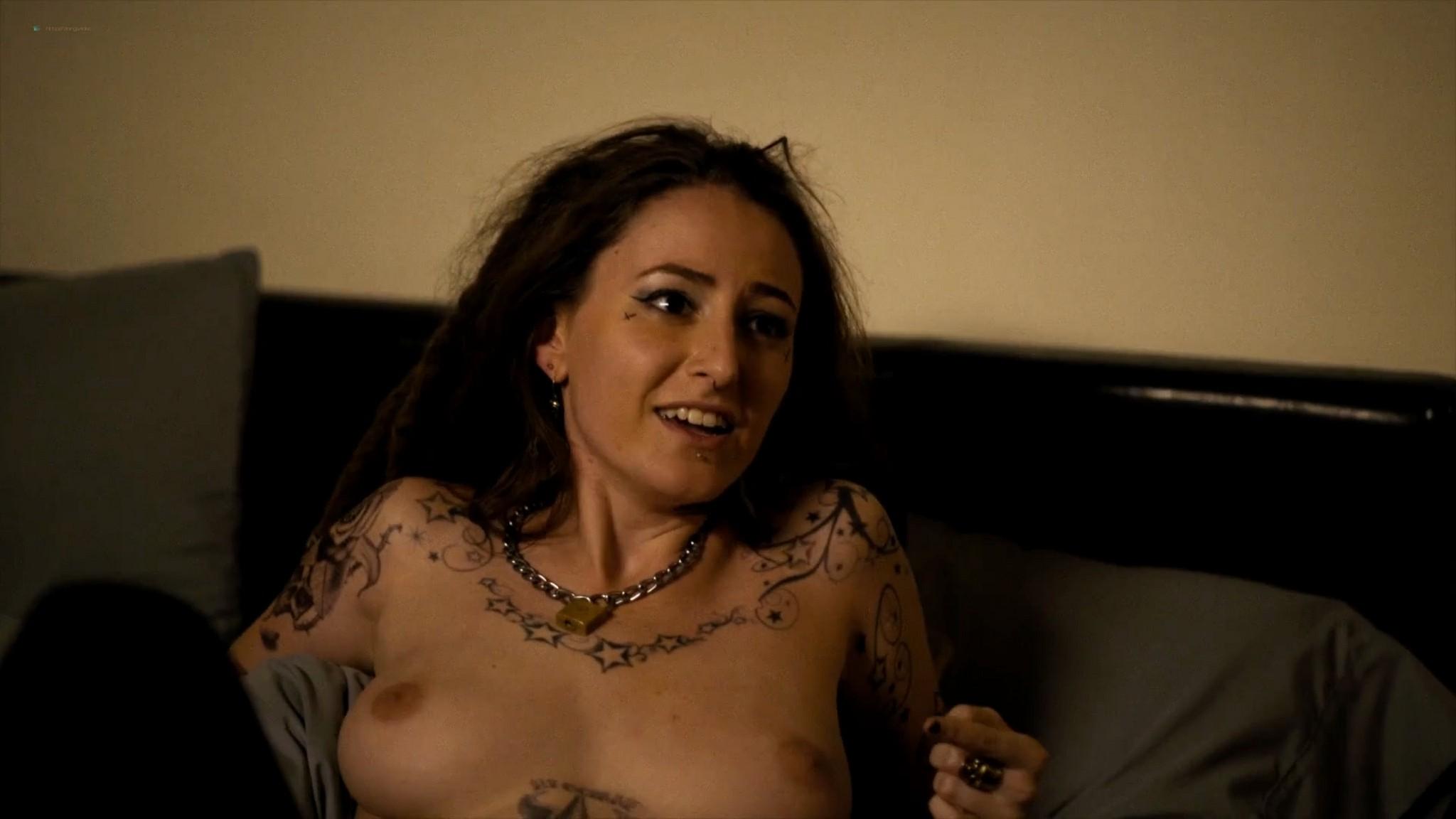 Sadie Katz nude lesbian sex with Victoria De Mare - Hanukkah (2019) HD 1080p Web (13)