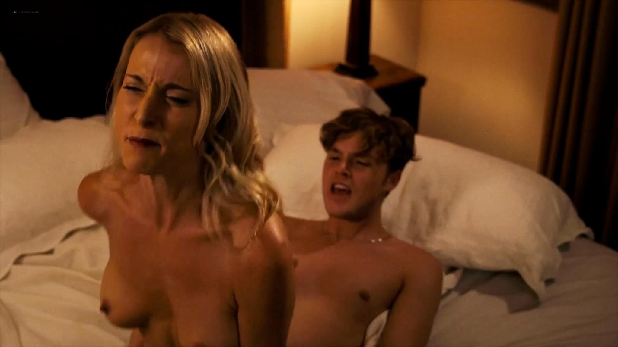 Sadie Katz nude lesbian sex with Victoria De Mare - Hanukkah (2019) HD 1080p Web (10)