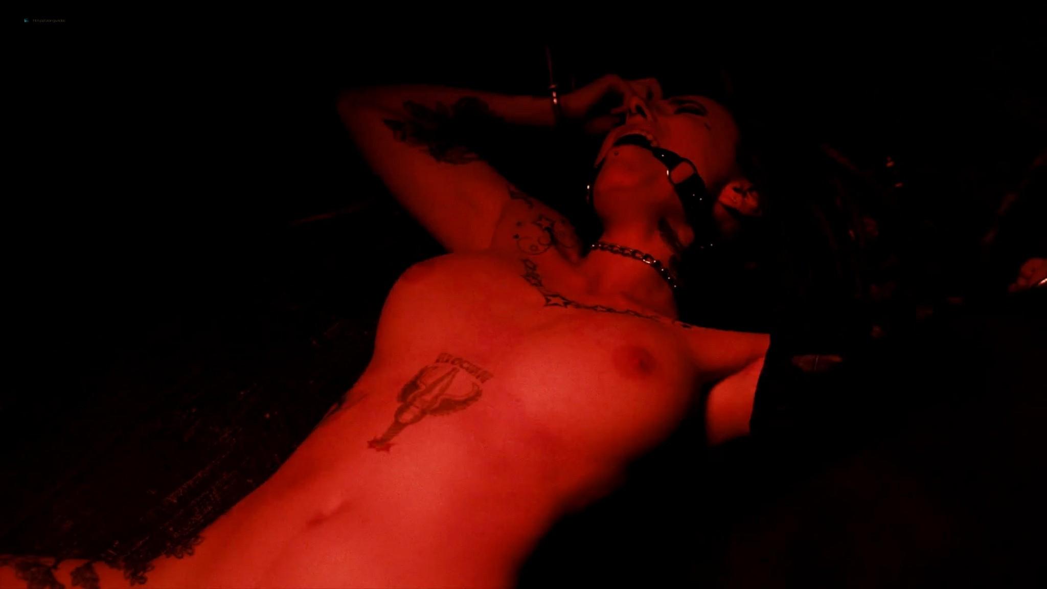 Sadie Katz nude lesbian sex with Victoria De Mare - Hanukkah (2019) HD 1080p Web (4)