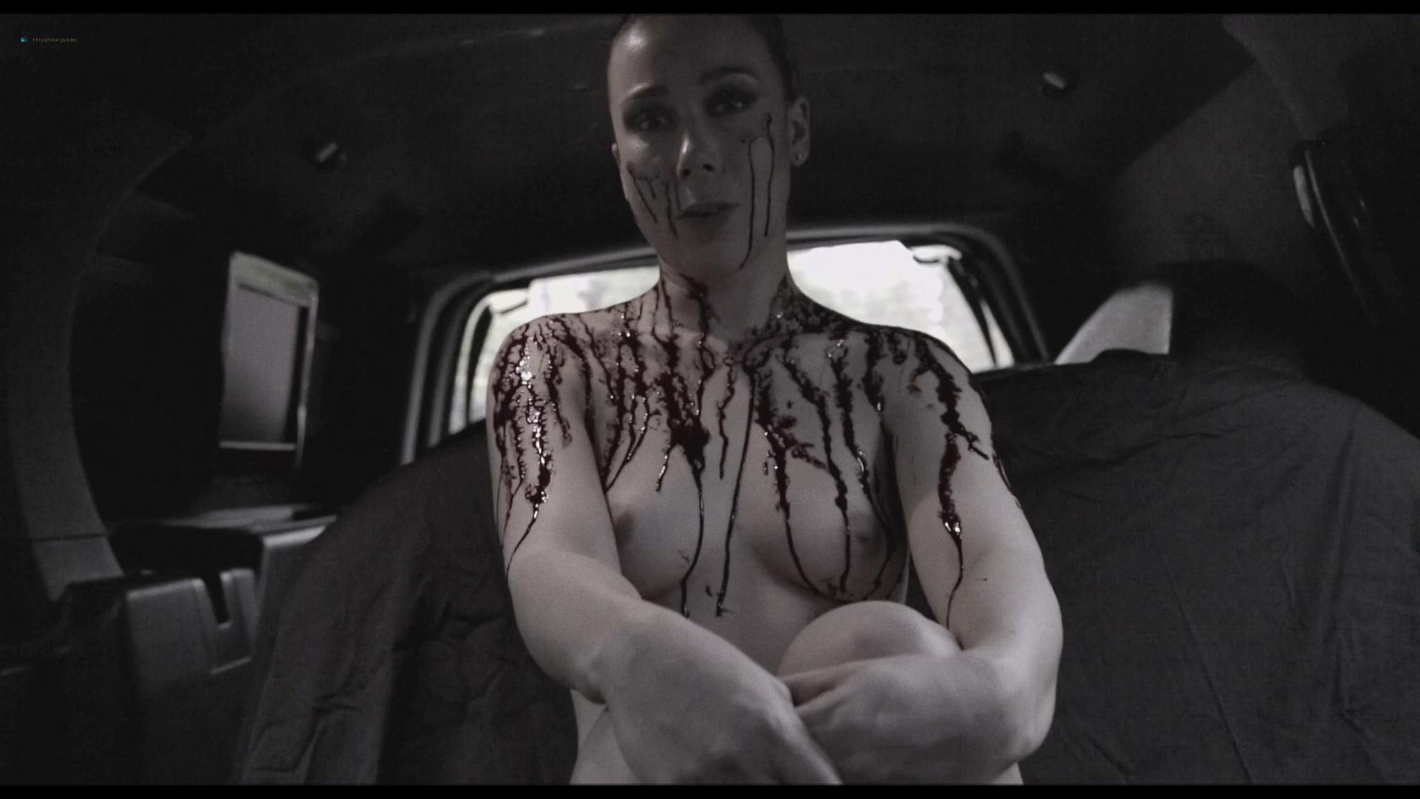Tristan Risk nude full frontal Jessie Crabbe nude lesbian sex - Odissea della Morte (2018) HD 1080p Web (5)