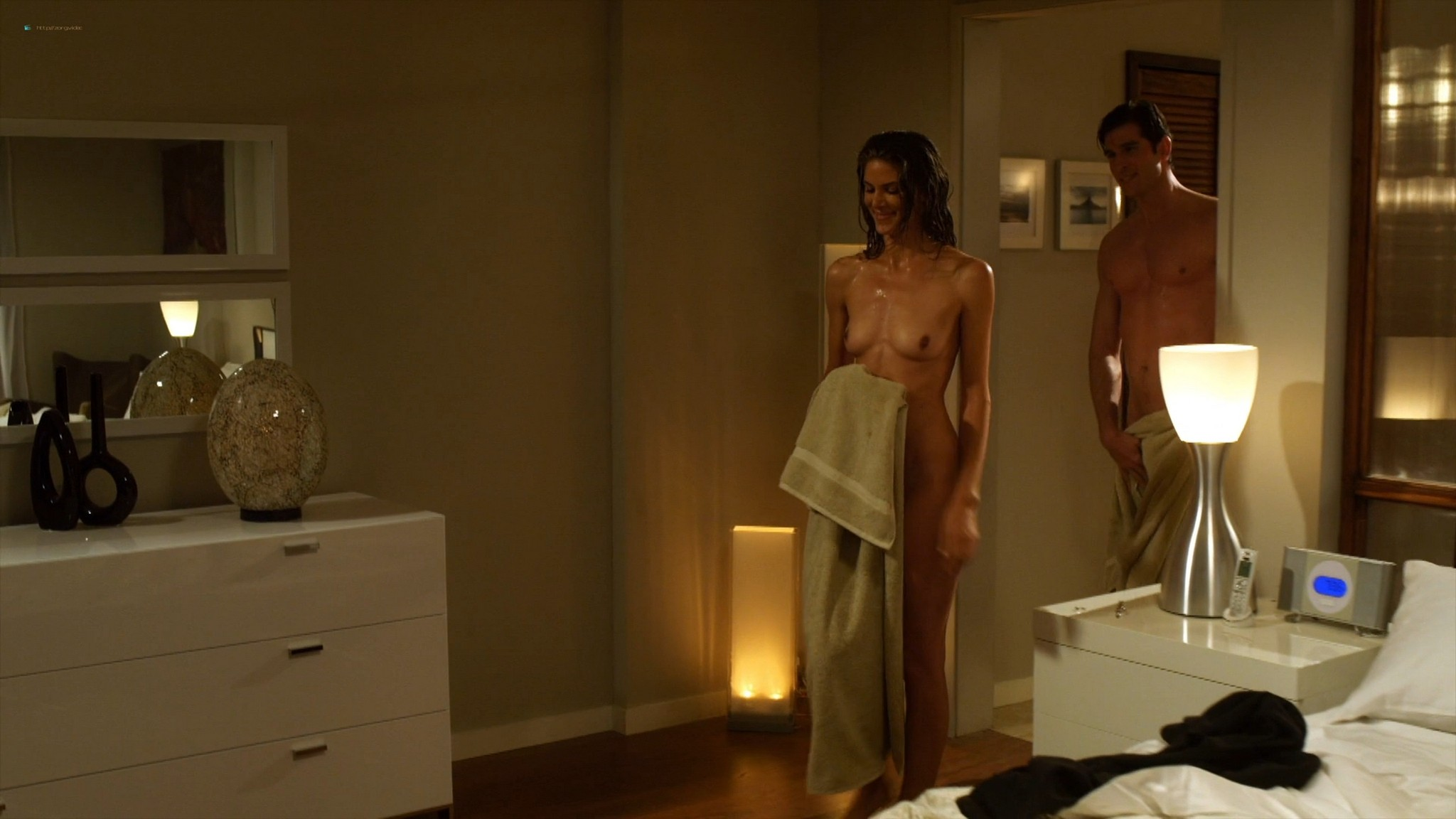 Ana Alexander nude sex Ragan Brooks naked in the shower - Chemistry (2011) s1e5 HD 1080p (9)