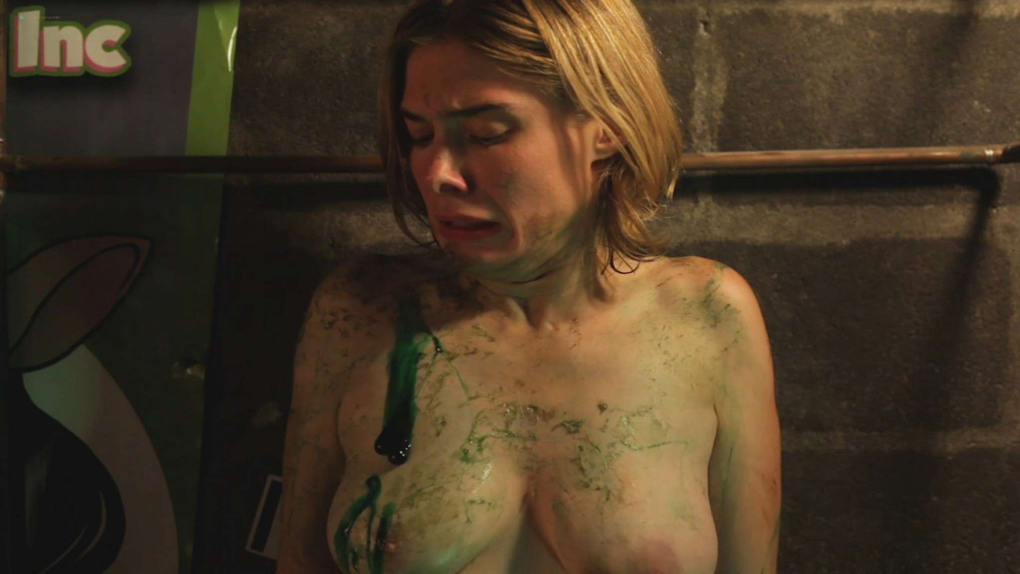 Asta Paredes nude sex Catherine Corcoran and others nude full frontal - Return to Return to Nuke 'Em High Aka Vol. 2 (2017) HD 1080p BluRay (2)