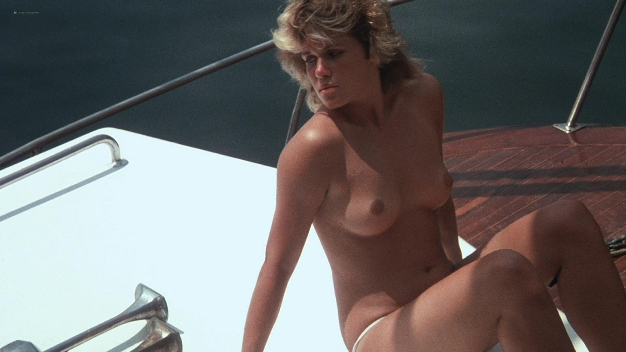 Belinda Mayne nude full frontal - White Fire (1984) HD 1080p BluRay (14)