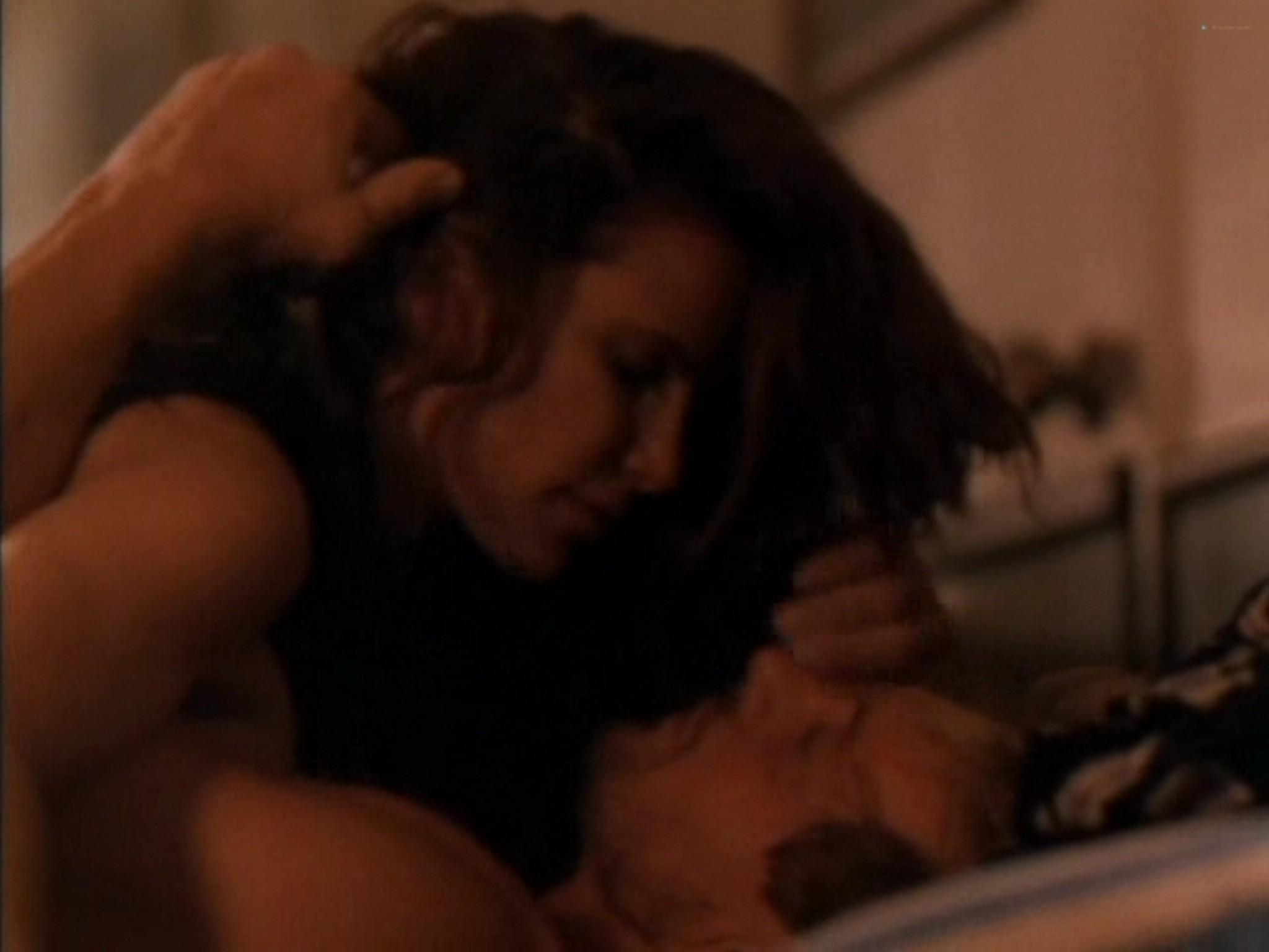 Camilla More nude sex Tawny Kitaen sex - Dead Tides (1997) (5)