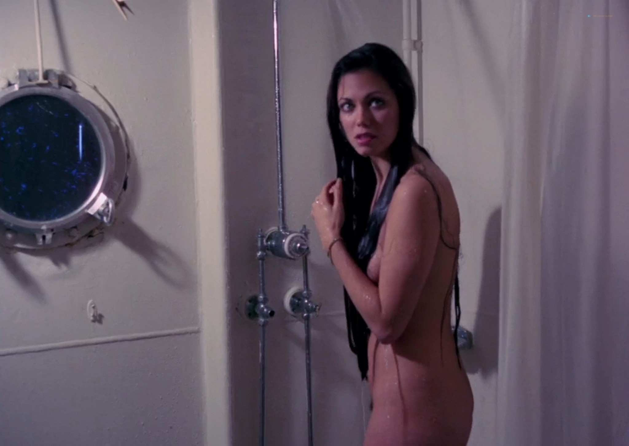 Deborah Shelton nude full frontal and a lot of sex - Dangerous Cargo (1977) 720p (15)