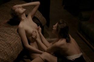 Ekaterina Yuspina nude explicit sex Tatyana Polozhiy, Radmila Shegoleva nude sex too - DAU Katya Tanya (2020) HD 1080p (5)