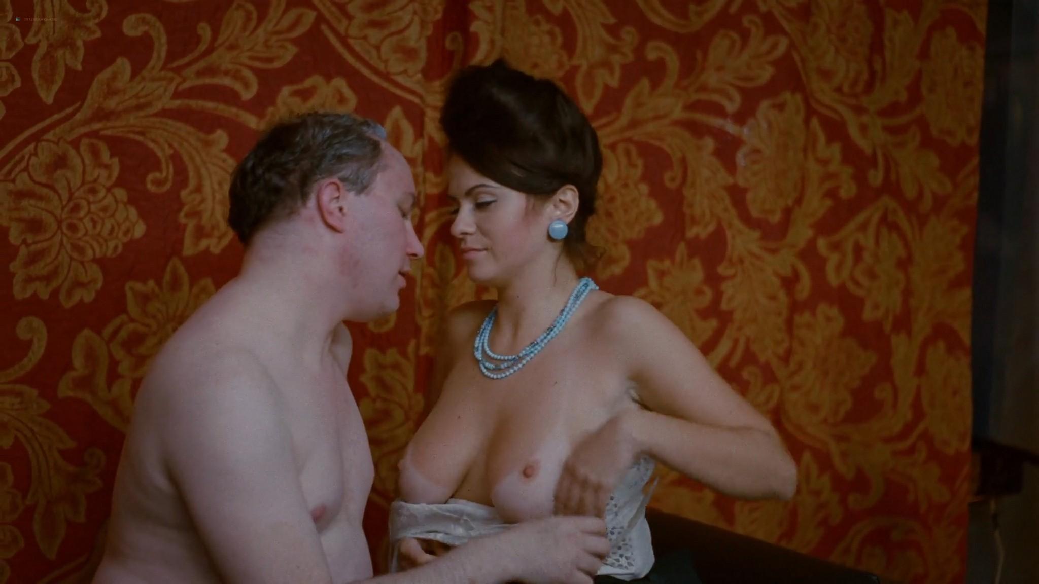 Kristina Babich nude sex Viktoria Skitskaya, Kristina Voloshina nude too- DAU Degeneratsiya (2020) HD 1080p (12)