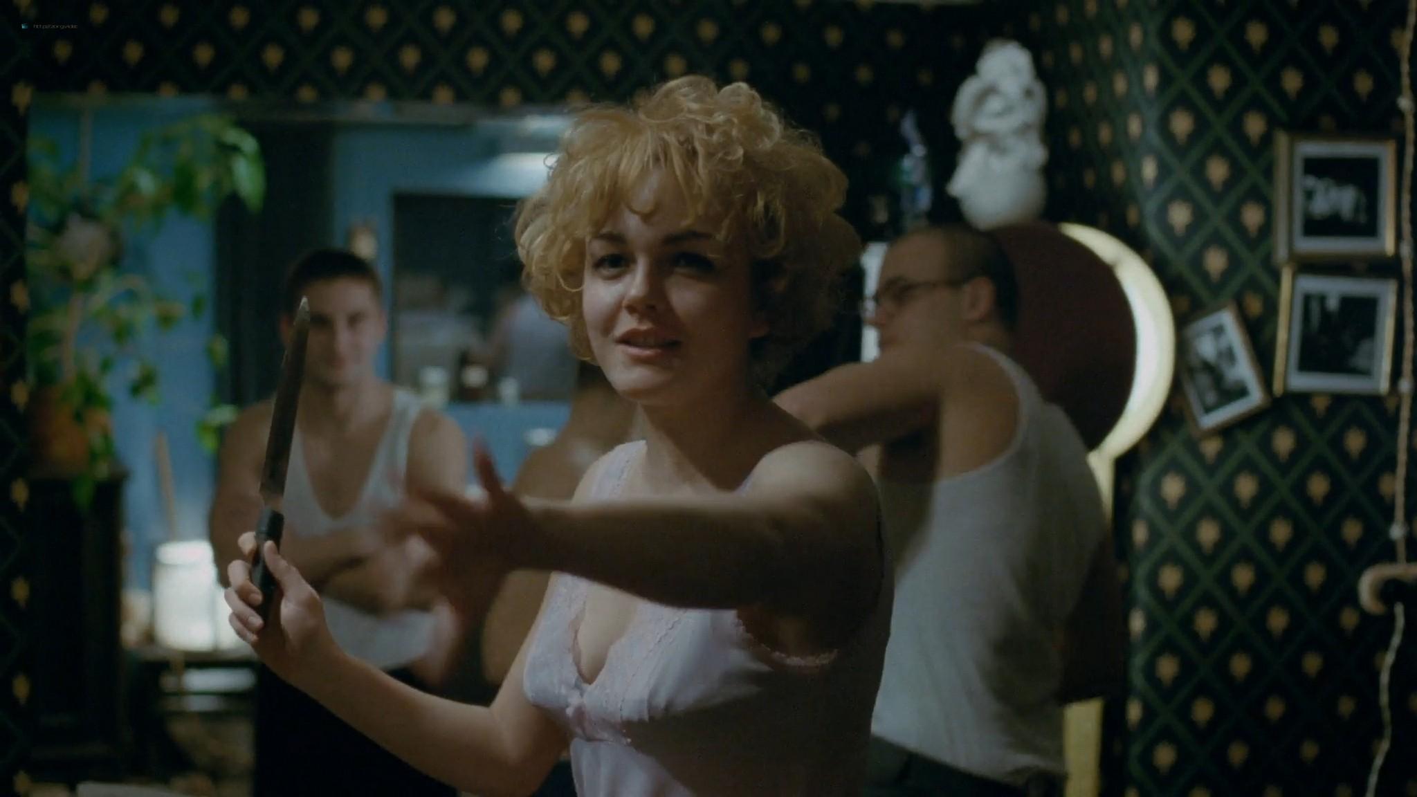Kristina Babich nude sex Viktoria Skitskaya, Kristina Voloshina nude too- DAU Degeneratsiya (2020) HD 1080p (2)