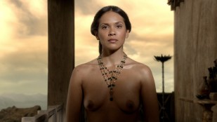 Lesley-Ann Brandt nude topless Lucy Lawless sexy - Spartacus - Legends (2010) s1e3 HD 1080p