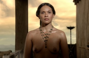 Lesley-Ann Brandt nude topless Lucy Lawless sexy - Spartacus - Legends (2010) s1e3 HD 1080p (11)
