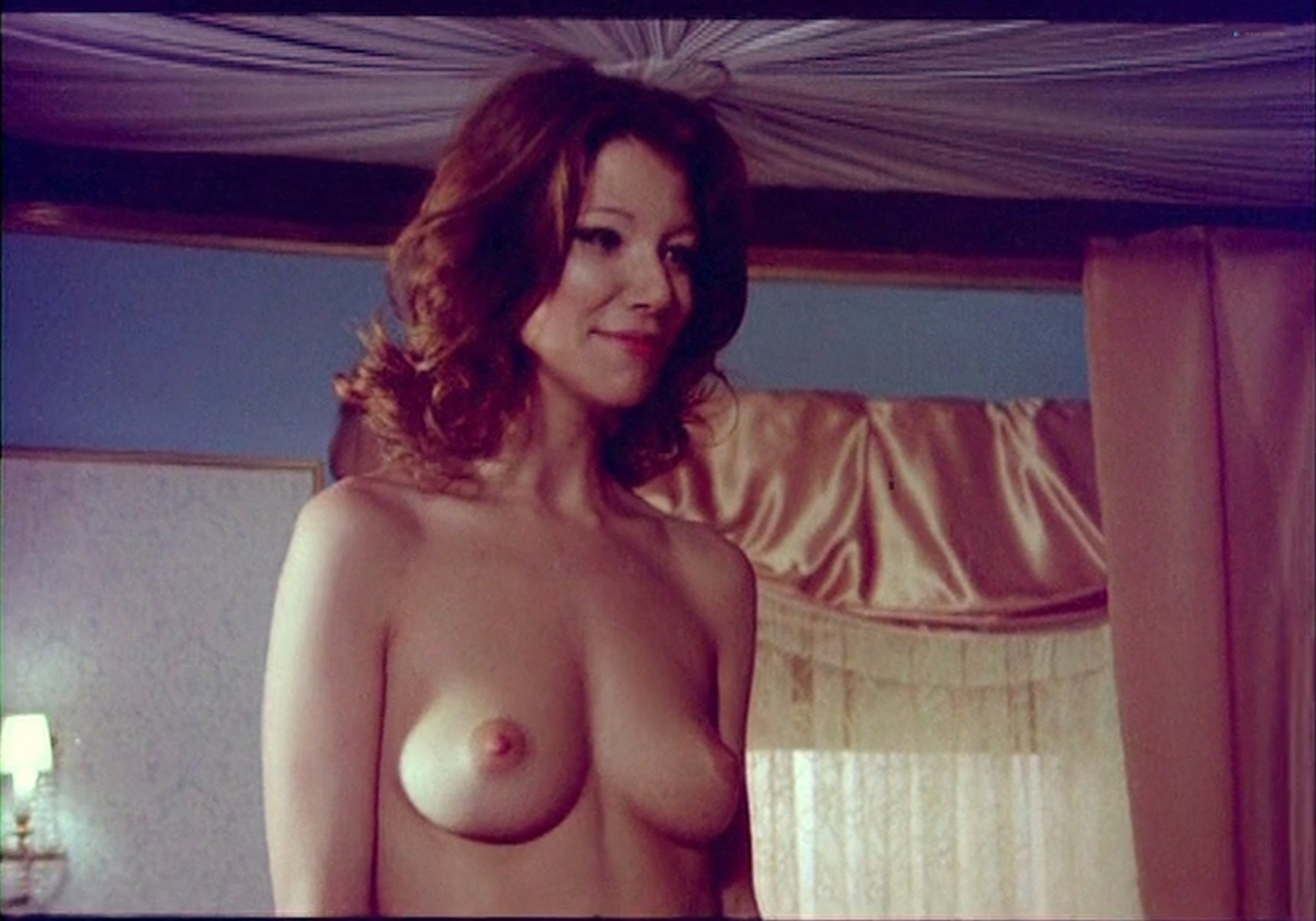 Marie Forså nude full frontal explicit Anne Bie Warburg and others nude sex - Justine and Juliette (DK-1975) (7)