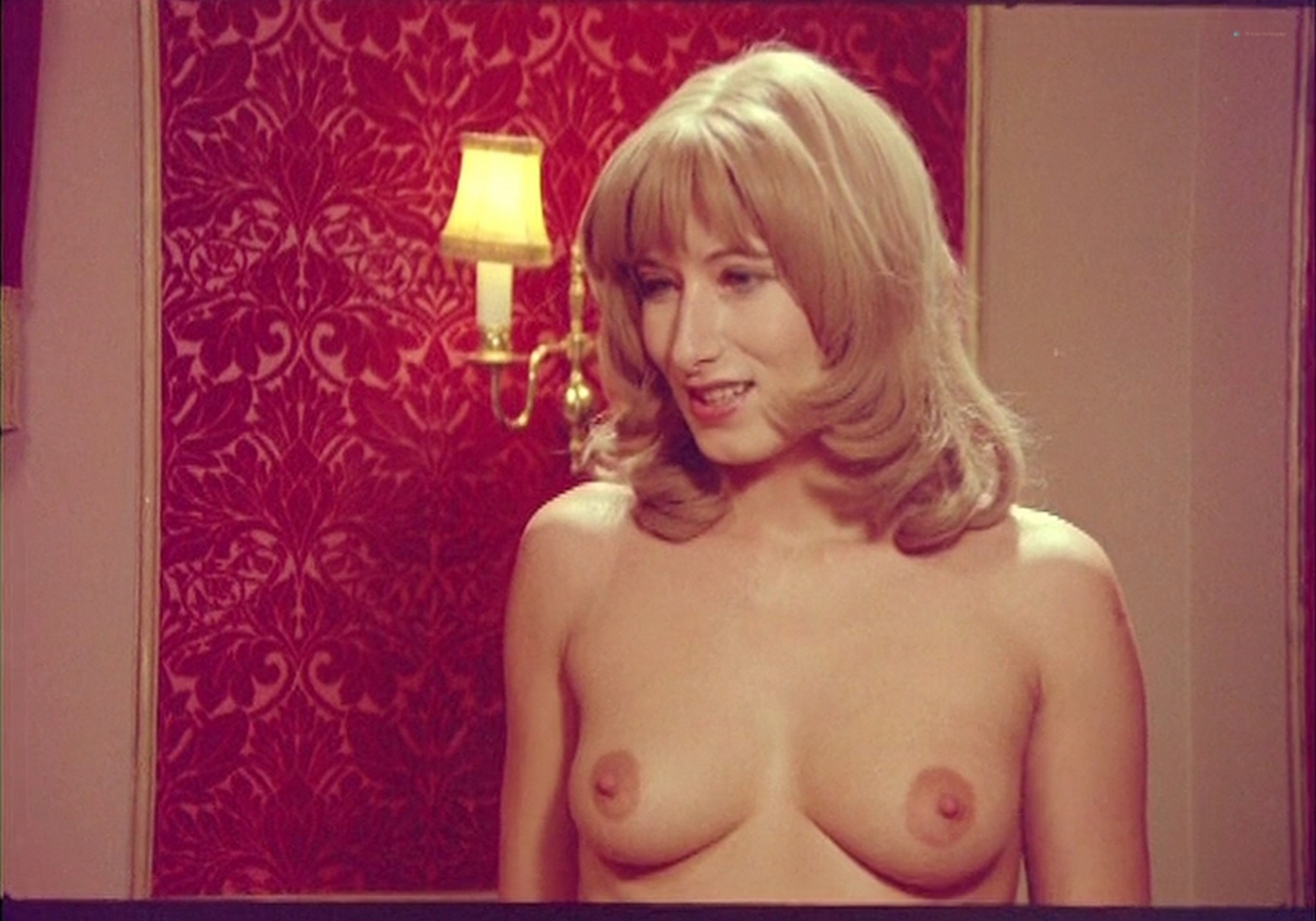 Marie Forså nude full frontal explicit Anne Bie Warburg and others nude sex - Justine and Juliette (DK-1975) (2)