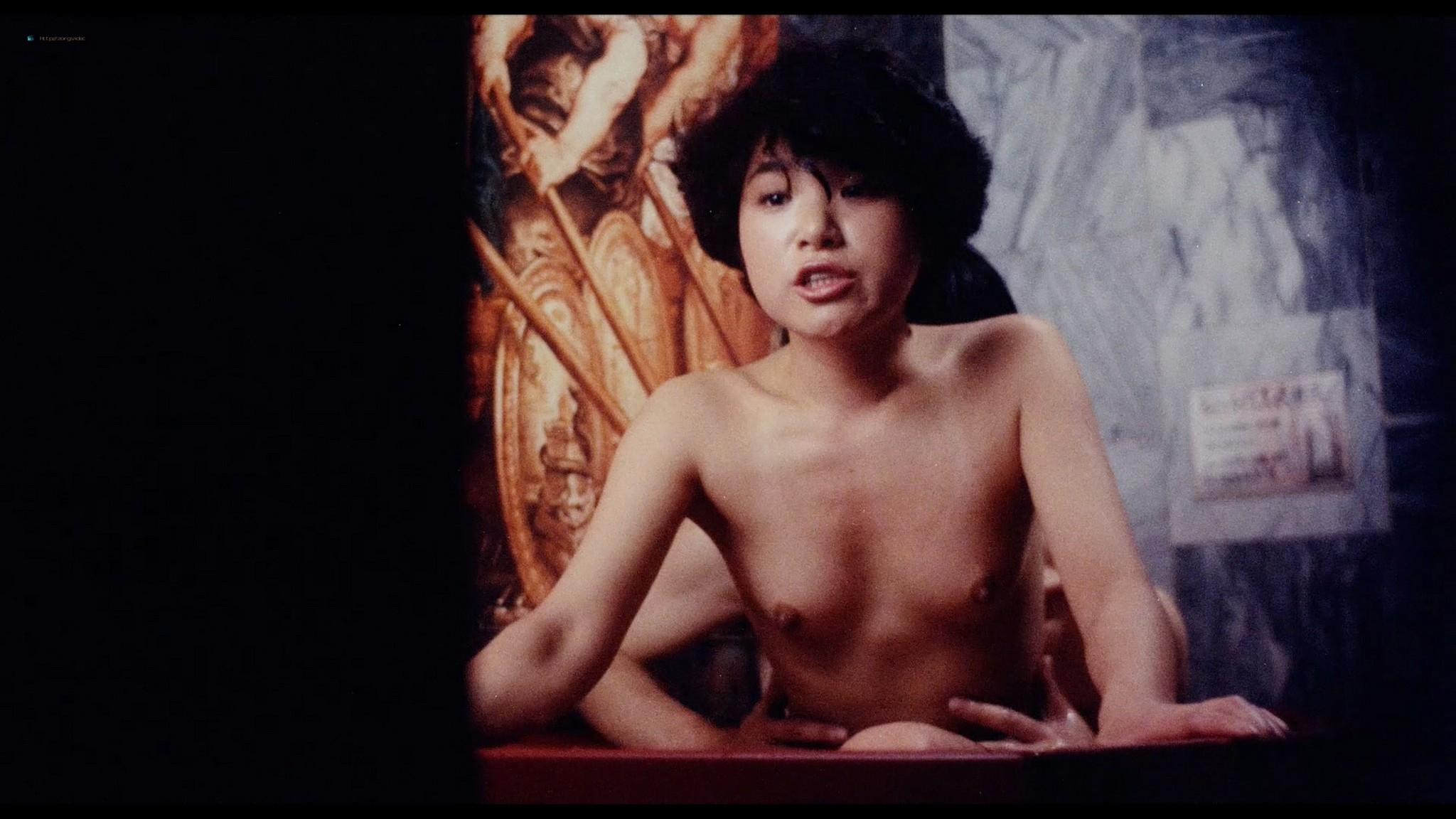 Miki Yamaji nude sex Kaoru Kaze and others nude - Abnormal Family (1984) HD 1080p BluRay (6)